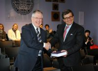 Justice Minister Lord McNally gave a speech at the Faculty of Law in Zagreb