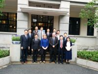 Zagreb Law delegation visits China