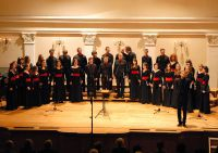 Capella juris won the first prize at the 11th Choir Competition in Zagreb!